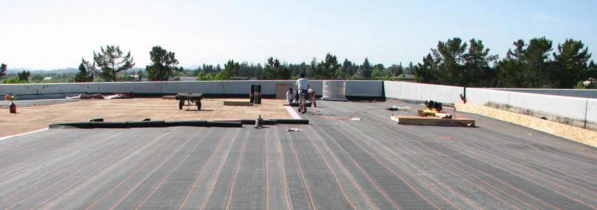 SF Bay Area Commercial Roofing