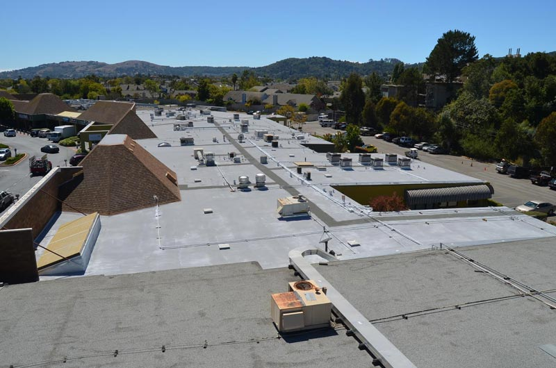 Marin County commercial roofing