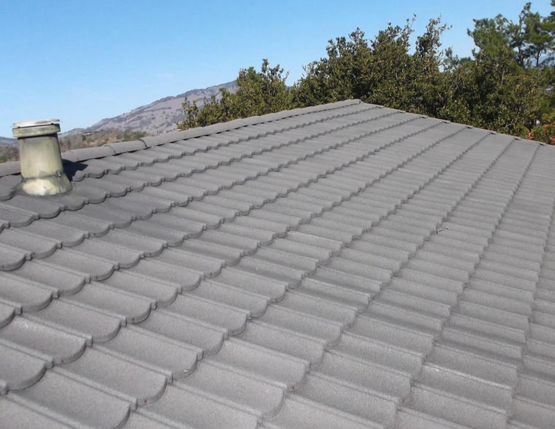 Concrete Tile Roofing in Marin County, Sonoma County