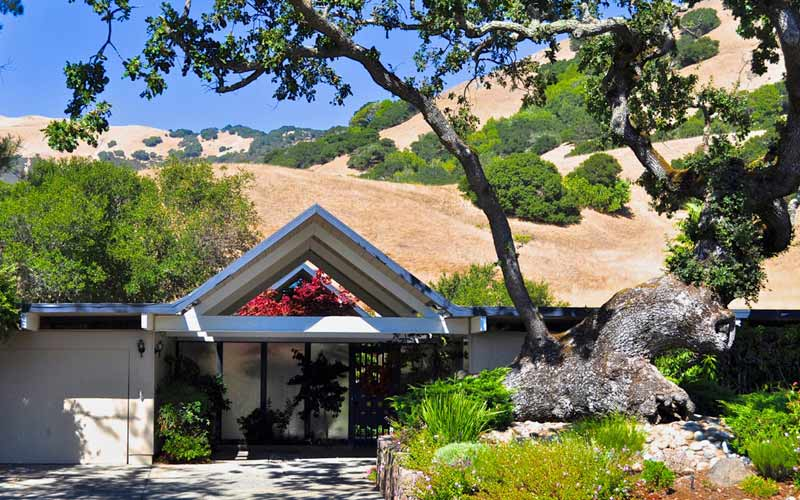 Marin County Eichler Roofing