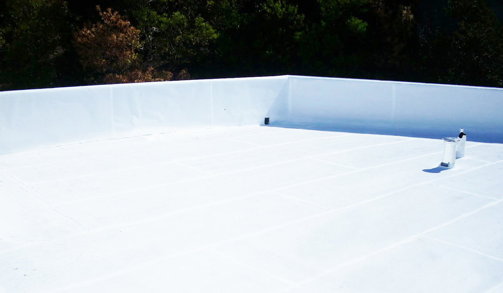 Modified Bitumen Roofing Contractor In Marin County