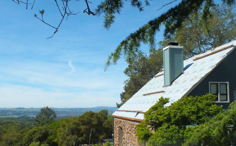 Sonoma County Roof Replacement