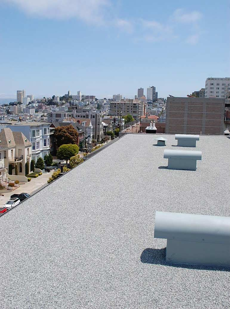 San Francisco HOA roofing property managers