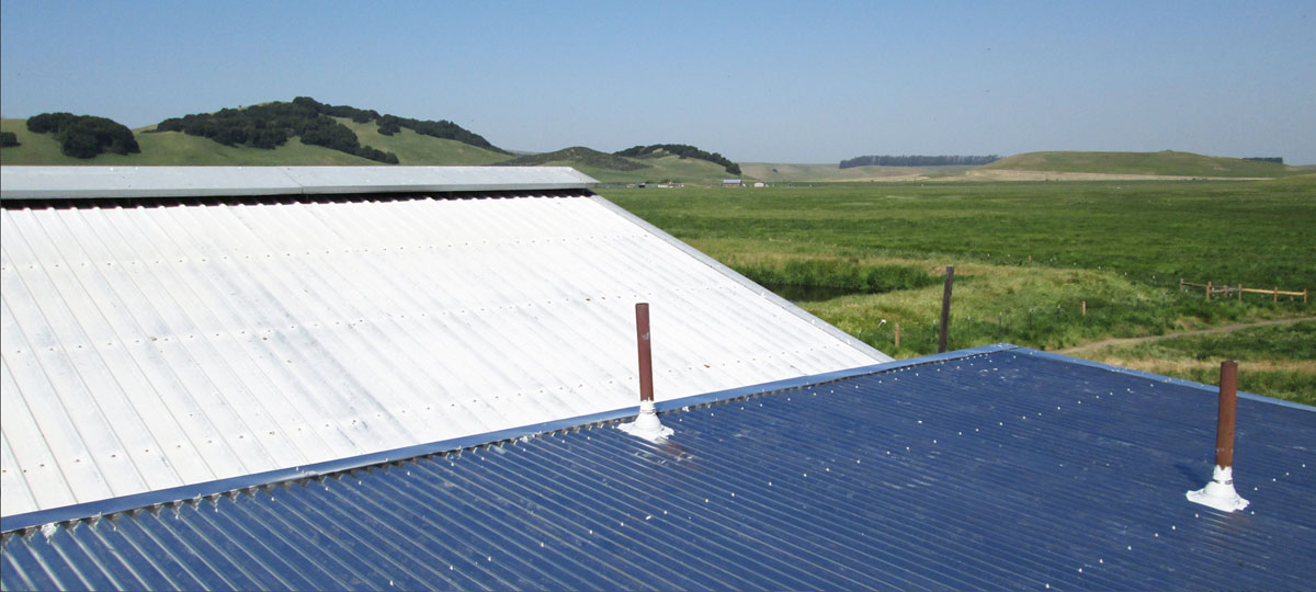 Sonoma County Metal Roofing Contractor, Wedge Roofing
