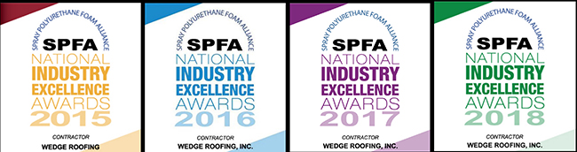 spray-foam-roofing-awards-2015-2016-2017-2018