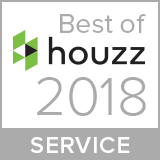 2018 Houzz Best of Customer Service Award