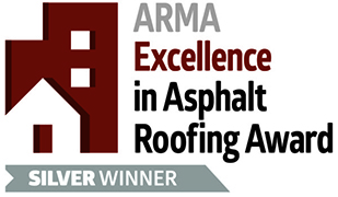 2019 Excellence in Asphalt Shingle Roofing Award