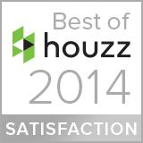 Best of Houzz 2014 Award Wedge Roofing