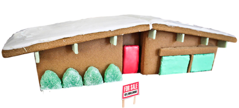 Four Best Roofs For Gingerbread Houses