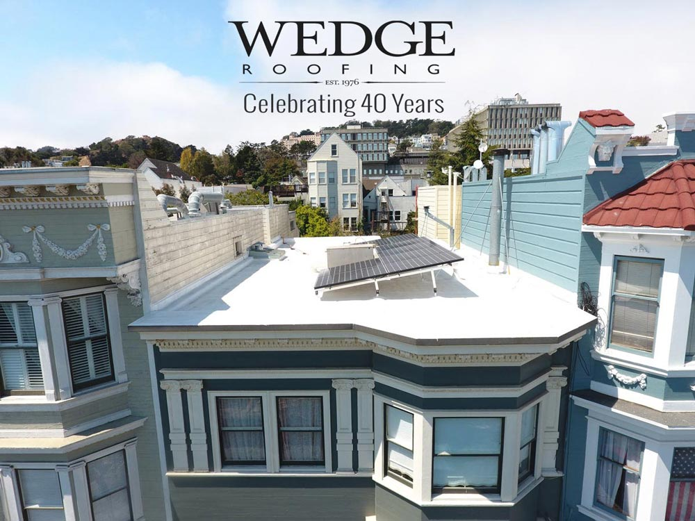 Exceptional ... San Francisco Victorian Spray Foam Roof   Duboce Triangle ...