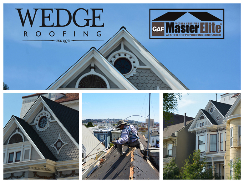 GAF shingle roofing san francisco