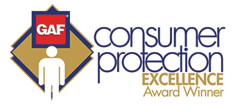 consumer protection award Wedge Roofing