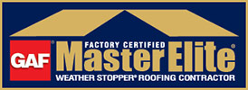 GAF Master Elite Roofing Contractor Bay Area