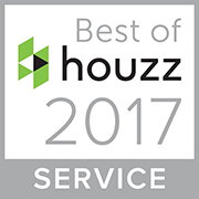 Houzz 2017 Best Customer Service Award