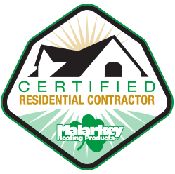 Certified residential roofing contractor Malarkey Marin County, Sonoma County, San Francisco, Napa