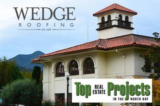 Marin County roofing award North Bay Business Journal 2014