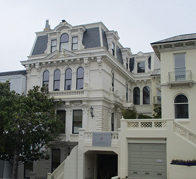 San Francisco French Baroque Roofing