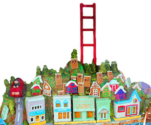 Bridgeway-Sausalito-Gingerbread-House