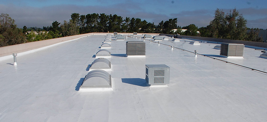 Commercial Single Ply TPO Roofing Marin County