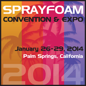Spray Foam Convention SPFA - Wedge Roofing