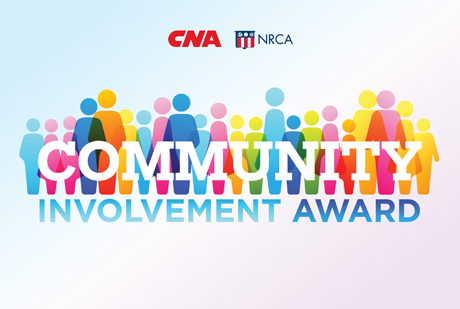 Wedge Roofing Community Service Award