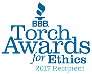 Better Business Bureau Ethics Award