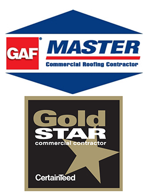 Commercial Roofing Contractor certified Marin County Sonoma County San Francisco Napa