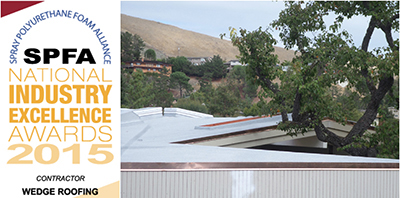Marin County Eichler Roofing wins National Award