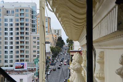 Historic Roof Cornice Restoration San Francisco