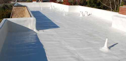 Spray Foam Roofs Spf Wedge Roofing Marin County