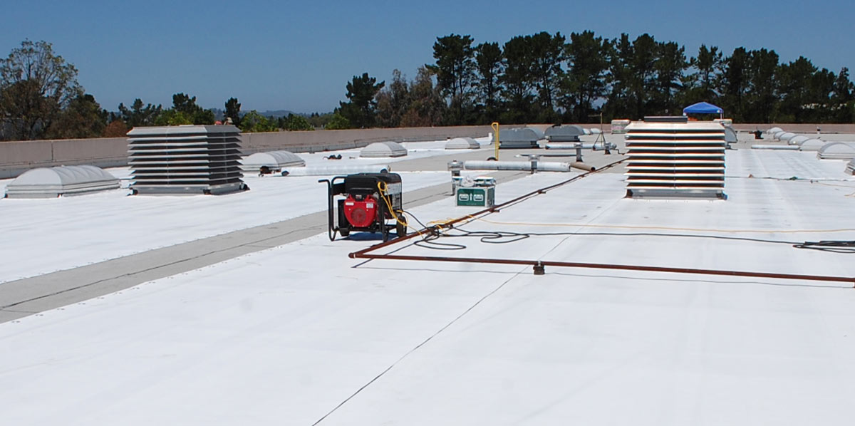 Marin Roofing Company Single Ply Roof Systems