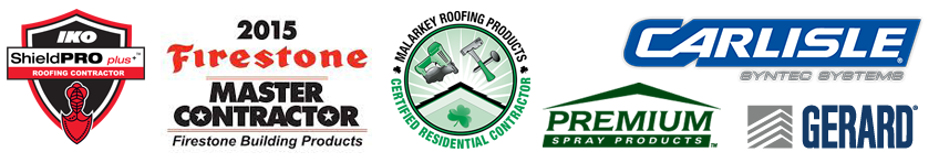 wedge roofing manufacturer certifications
