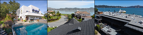 Marin Roofing, Novato, Mill Valley and Sausalito