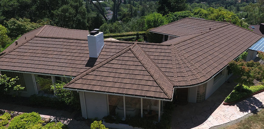 Marin County Metal Roofing Gerard Boral