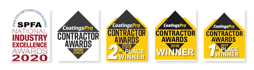 Roof Coating Awards