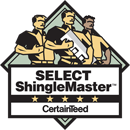 CertainTeed Select Roofing Contractor Marin, Sonoma, Napa, SF