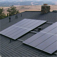 Marin and Sonoma Roof Solar Installations
