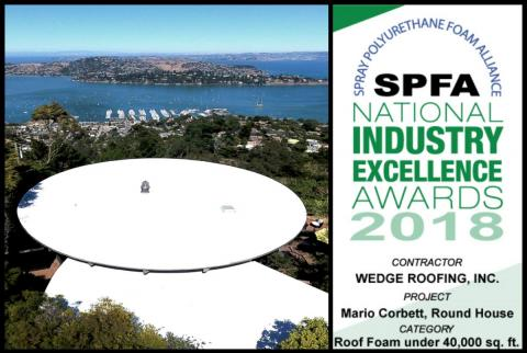 2018 SPFA Best Spray Foam Roof Nationwide