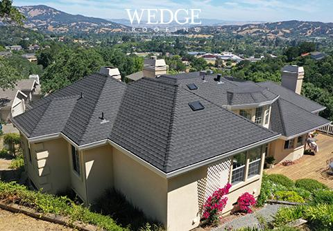 GAF Timberline HD Shingle Roof Marin County, Novato