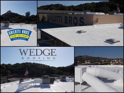 Roof Coating/Marin County Contractor/San Rafael CA