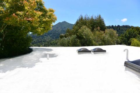 Marin County Spray Foam Roof Kentfield CA