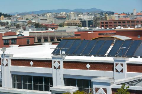 San Francisco Spray Foam Roof