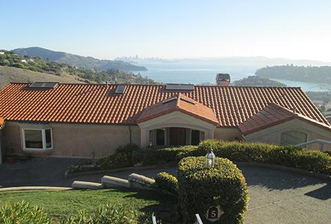 Tile Roof Repairs Marin County