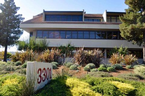 Commercial Clay Tile Roof Installation/ Marin County Office Building/San Rafael, CA