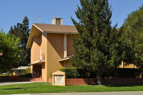 Shingle Roof Installation/Marin County Church/Novato, CA