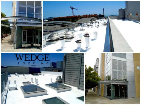 Spray Foam Roofing/San Francisco HOA