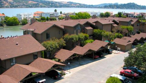 GAF Shingle Roof Installation/Marin County HOA/ Mill Valley, CA