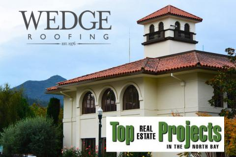 Marin County Top Real Estate Project Award 2015