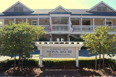 Shingle Roofing at Nova-Ro Novato, Marin County