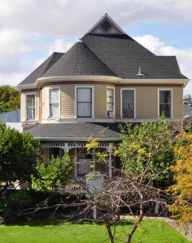 Historic Roof Restoration/Sonoma County/Petaluma, CA
